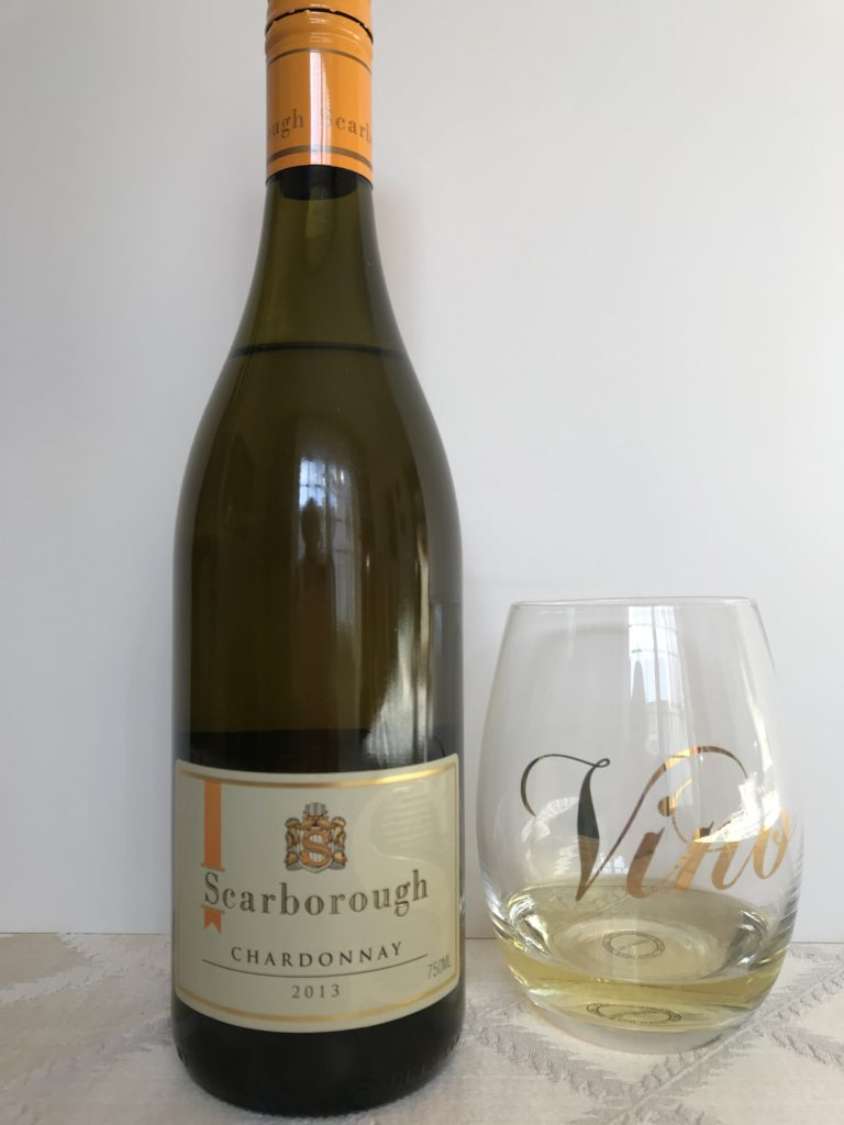 Image of Scarborough 2013 Chardonnay from their museum collection